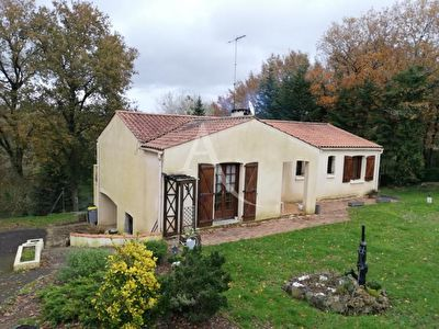 Maison Saint Vincent Sur Graon 88 m2